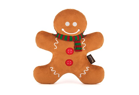 P.L.A.Y HOLLY JOLLY GINGERBREAD MAN
