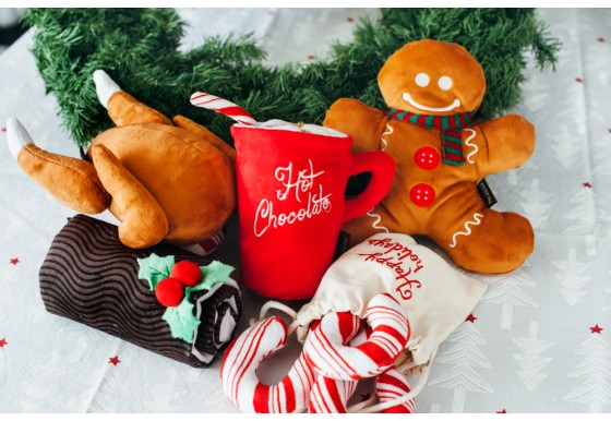 Gift Guide! For Your Four-Legged Family Members!